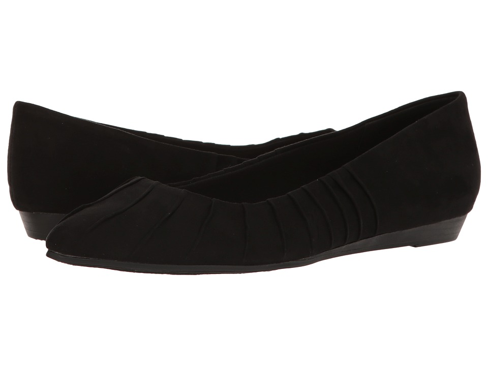 Fergalicious - Polly (Black) Women's Shoes