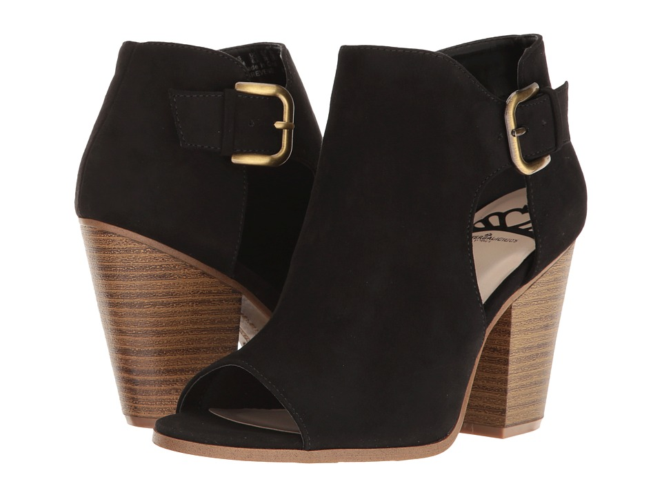 Fergalicious - Revenge (Black) Women's Shoes