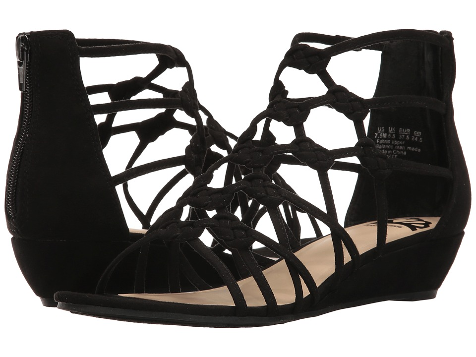 Fergalicious - Garnett (Black) Women's Shoes