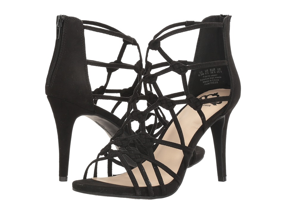 Fergalicious - Huntress (Black) Women's Shoes