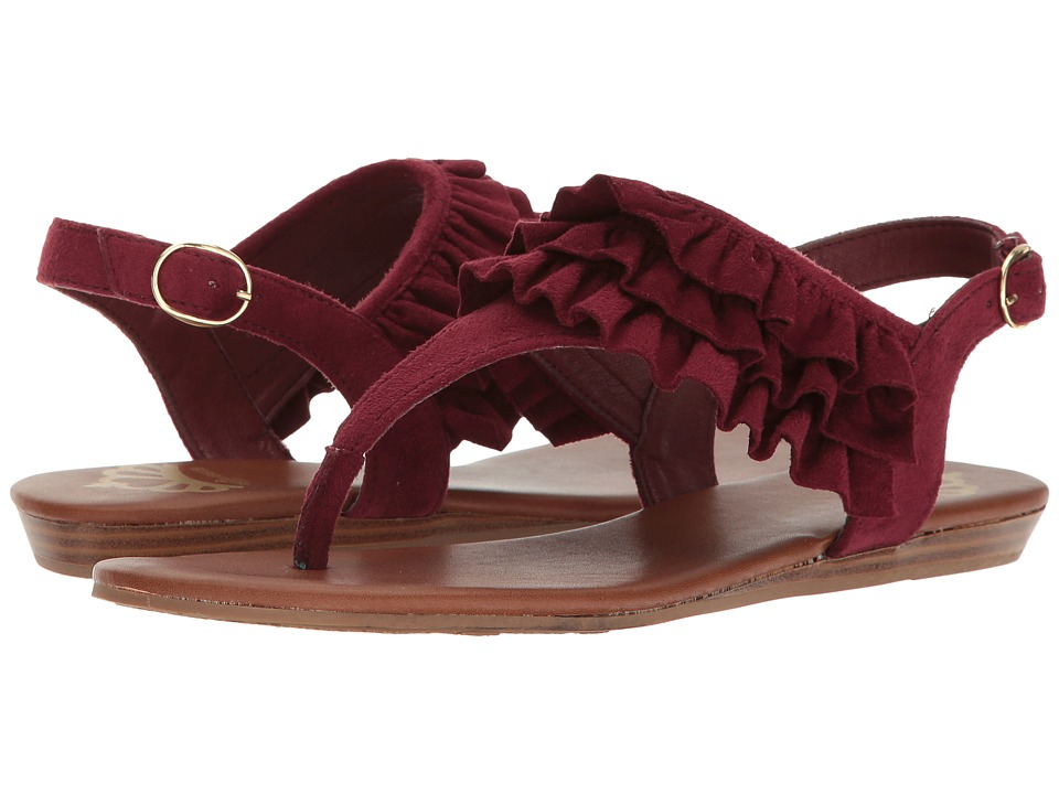 Fergalicious - Swoon (Malbec) Women's Shoes