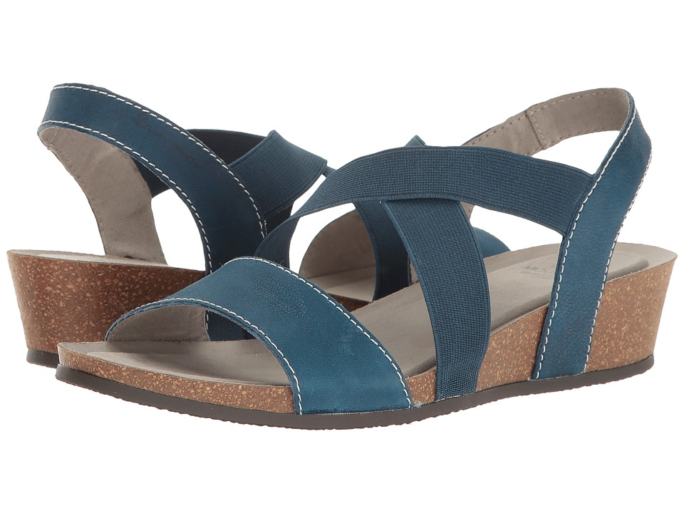 White Mountain - Carlisa (French Blue) Women's Shoes