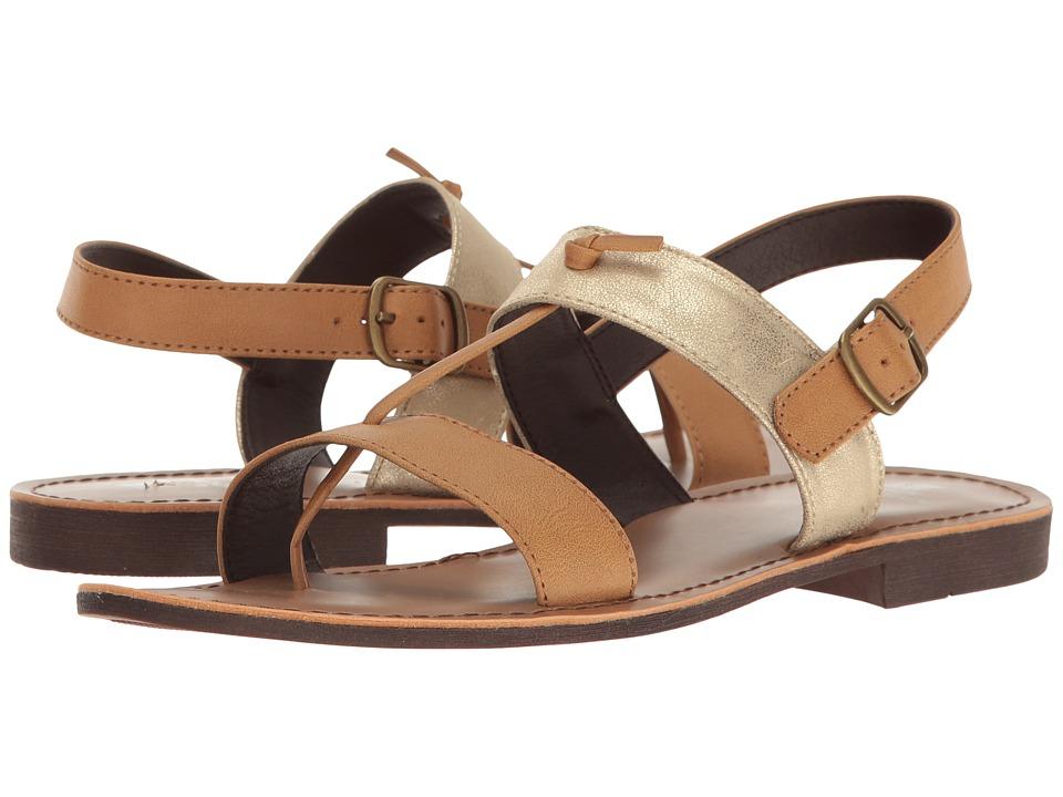 White Mountain - Campos (Gold Multi) Women's Shoes
