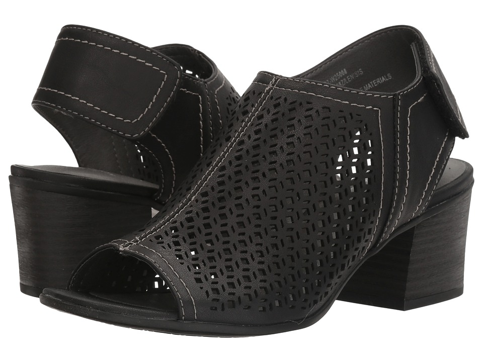 White Mountain - Lenesis (Black) Women's Shoes