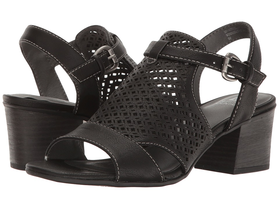 White Mountain - Loris (Black) Women's Shoes