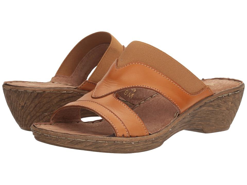 White Mountain - Verna (Tan) Women's Shoes