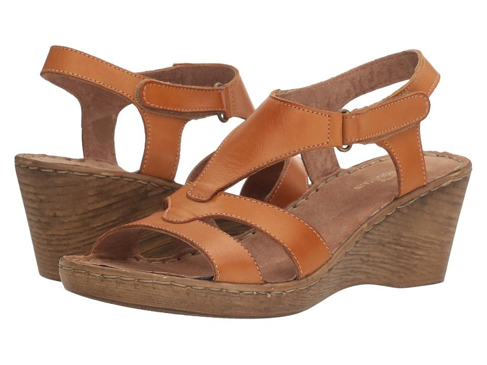 White Mountain - Norma (Tan) Women's Shoes