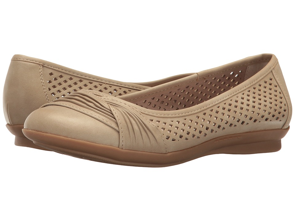 White Mountain - Harlyn (Stone) Women's Shoes
