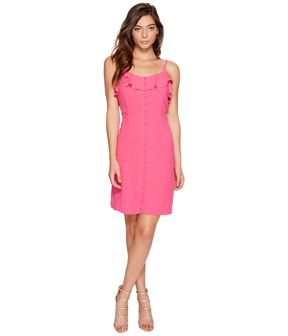 kensie - Luxury Crepe Dress KS7K7972 (Party Pink) Women's Dress