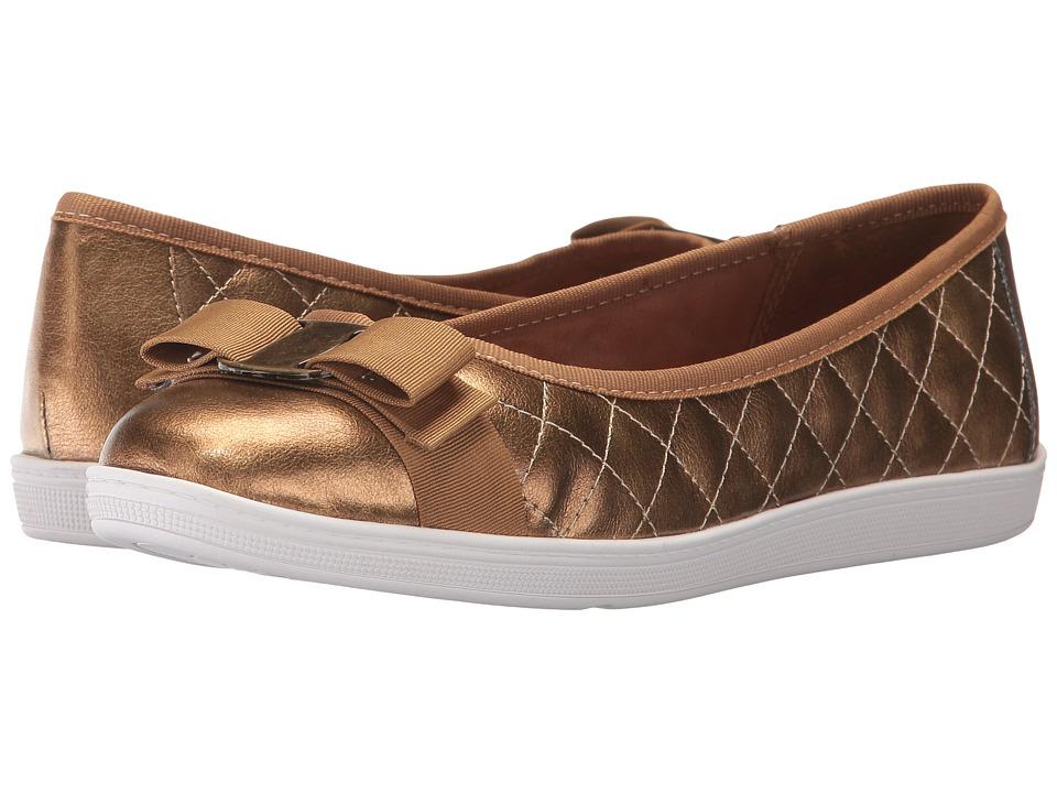 Soft Style Faeth (Bronze Velvet) Women