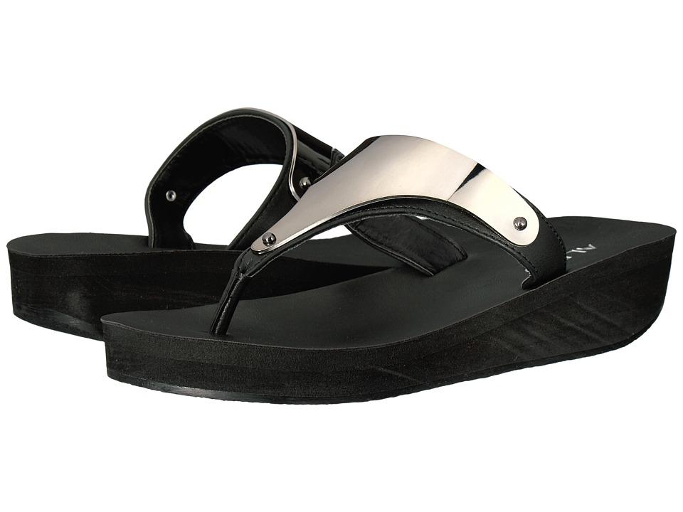 ALDO - Rapale-U (Black Synthetic) Women's Shoes