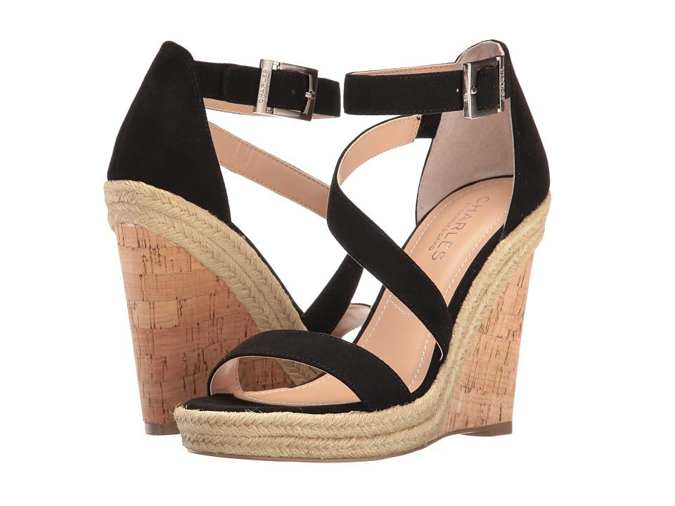 Charles by Charles David - Becki (Black) Women's Shoes