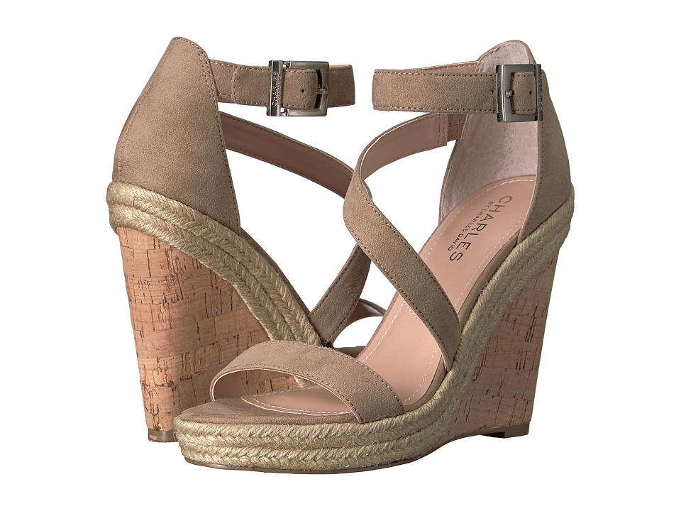 Charles by Charles David - Becki (Taupe) Women's Shoes