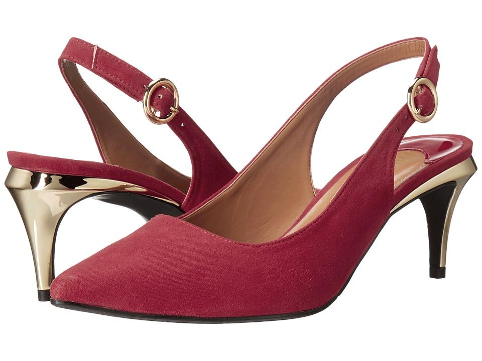 J. Renee - Pearla (Red) High Heels