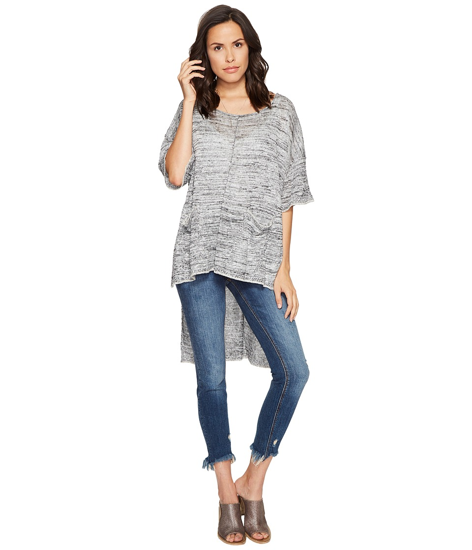 Free People - Light Bright Sweater (Black) Women's Sweater