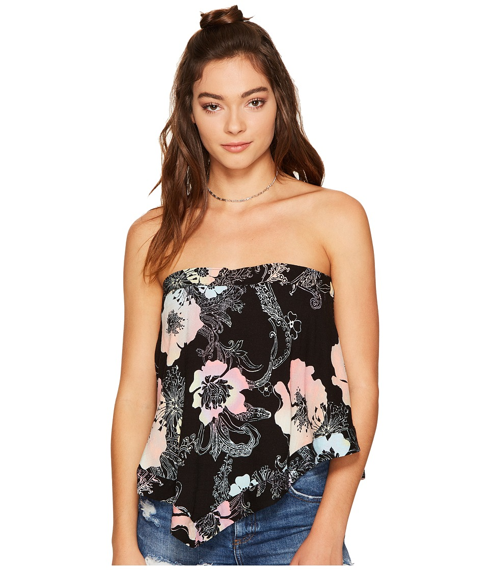 Free People - Get Your Love Tube Top (Black) Women's Sleeveless