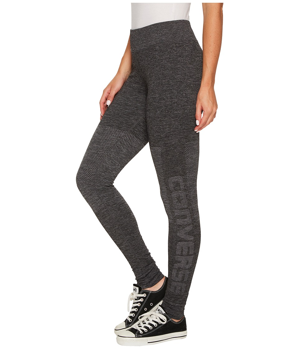 Converse Engineered Jacquard Leggings (Grey) Women