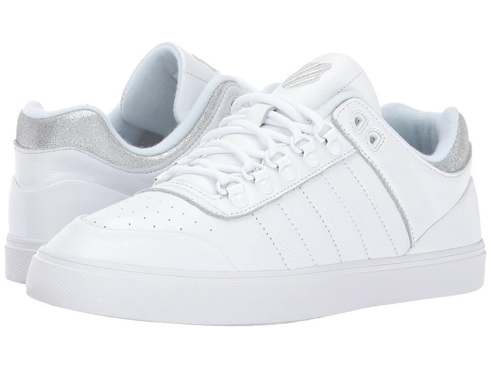 K-Swiss Gstaad Neu Sleek (White Iridescent) Women