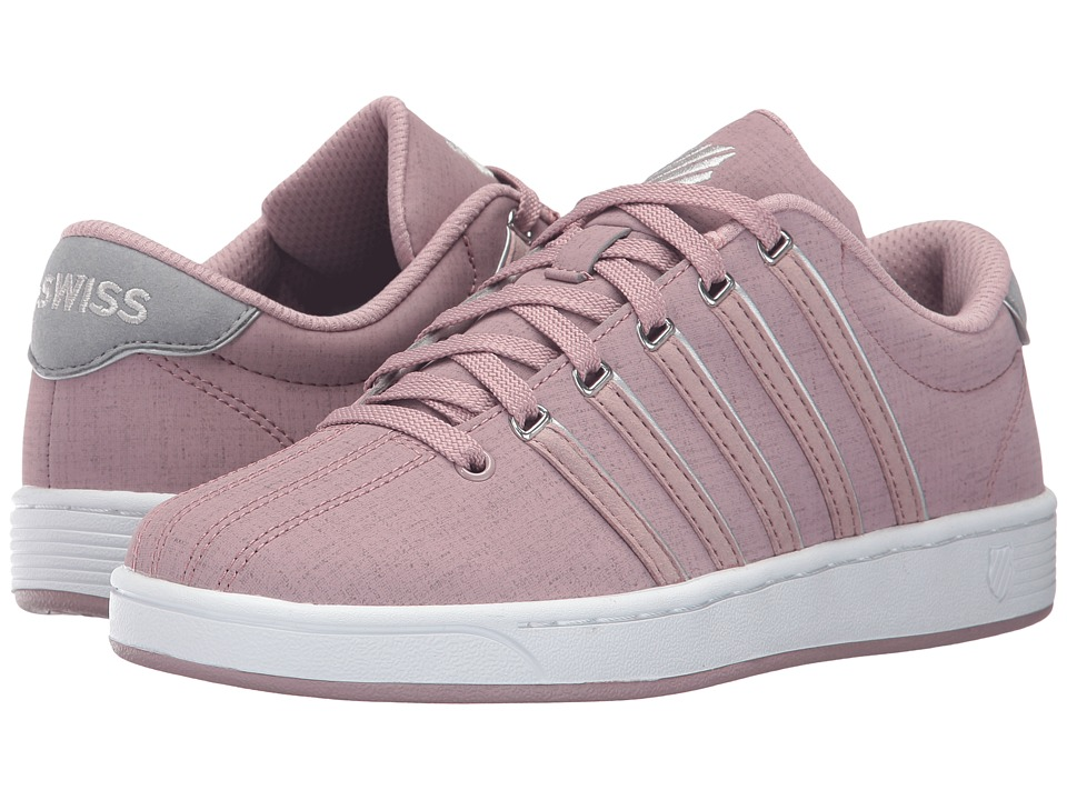 K-Swiss - Court Pro II SP CM (Deauville Mauve/Frost Gray/White) Women's Tennis Shoes