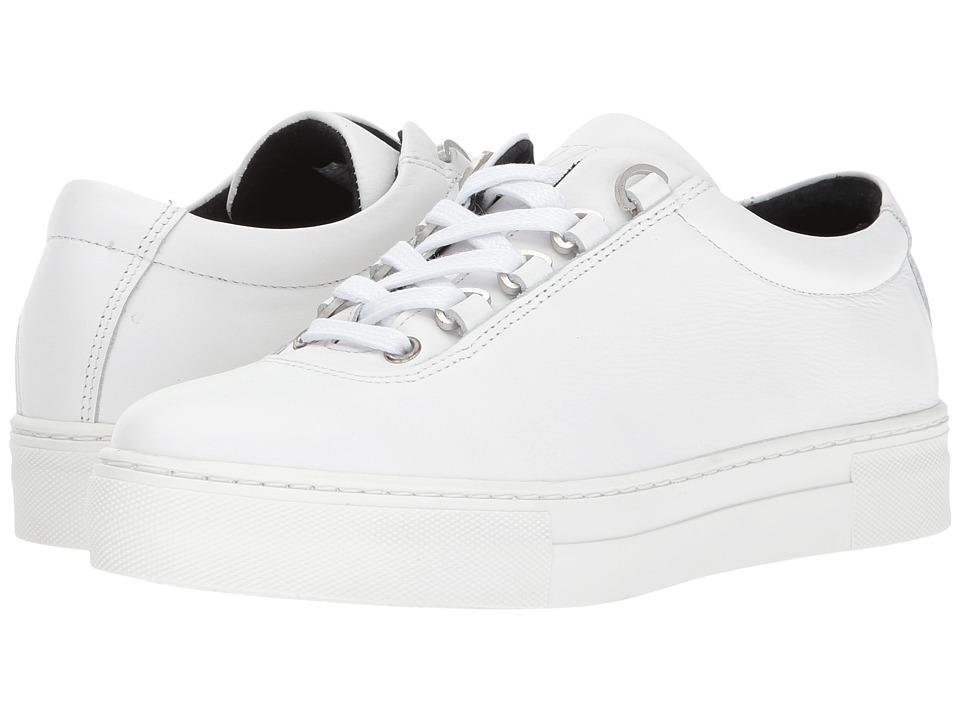 K-Swiss K-SWISS - CLASSICO BELLEZA (WHITE/OFF-WHITE) WOMEN'S TENNIS SHOES