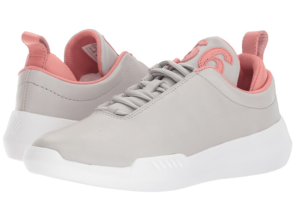 K-Swiss - Gen-K Icon (Steely/Angelic) Women's Tennis Shoes