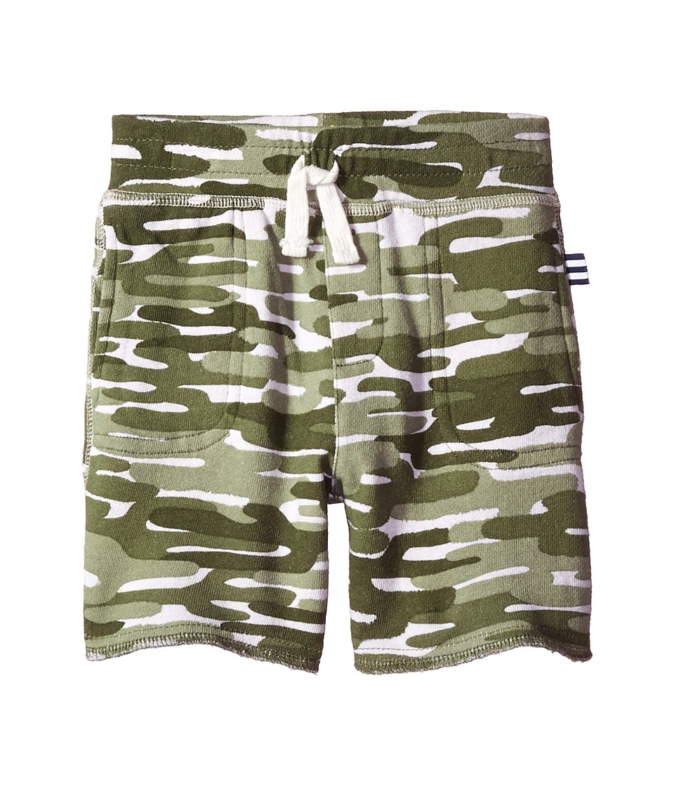 Splendid Littles - Cactus Camo Shorts (Toddler) (Camo) Boy's Shorts