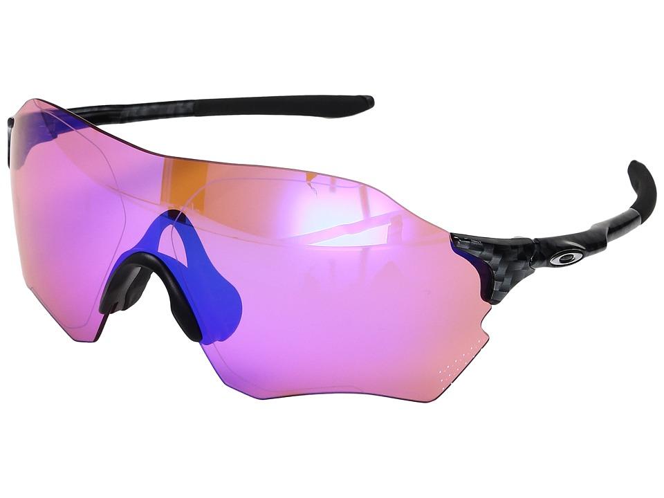 Oakley - Evzero Range (Carbon Fiber w/ Prizm Trail) Sport Sunglasses