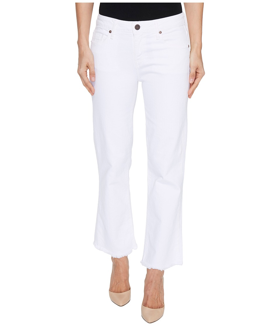 Parker Smith - Brynna Cropped Flare in Blanc (Blanc) Women's Jeans