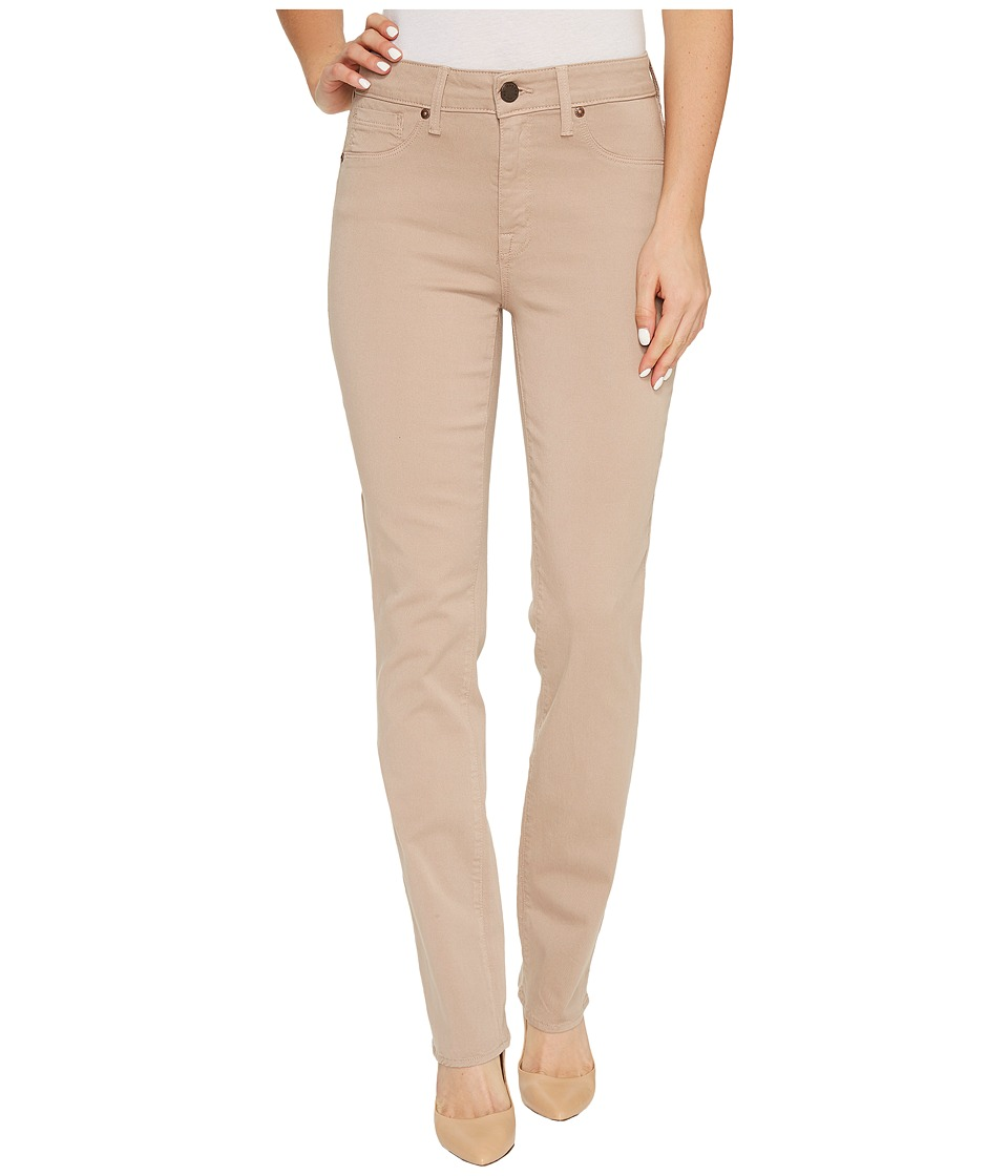 Parker Smith - Bombshell Straight in Latte (Latte) Women's Jeans