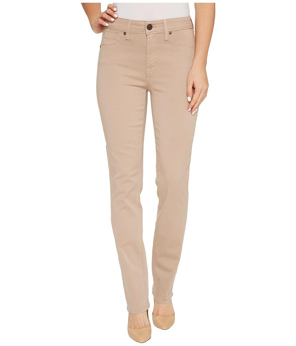 Parker Smith - Bombshell Straight in Latte (Latte) Women's Jeans