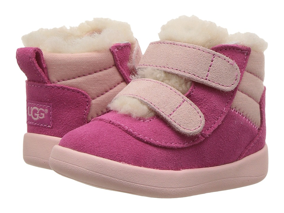 UGG Kids - Pritchard (Infant/Toddler) (Pink Azalea) Girl's Shoes