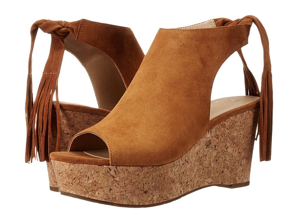 Marc Fisher LTD - Sueann (Maple) Women's Wedge Shoes