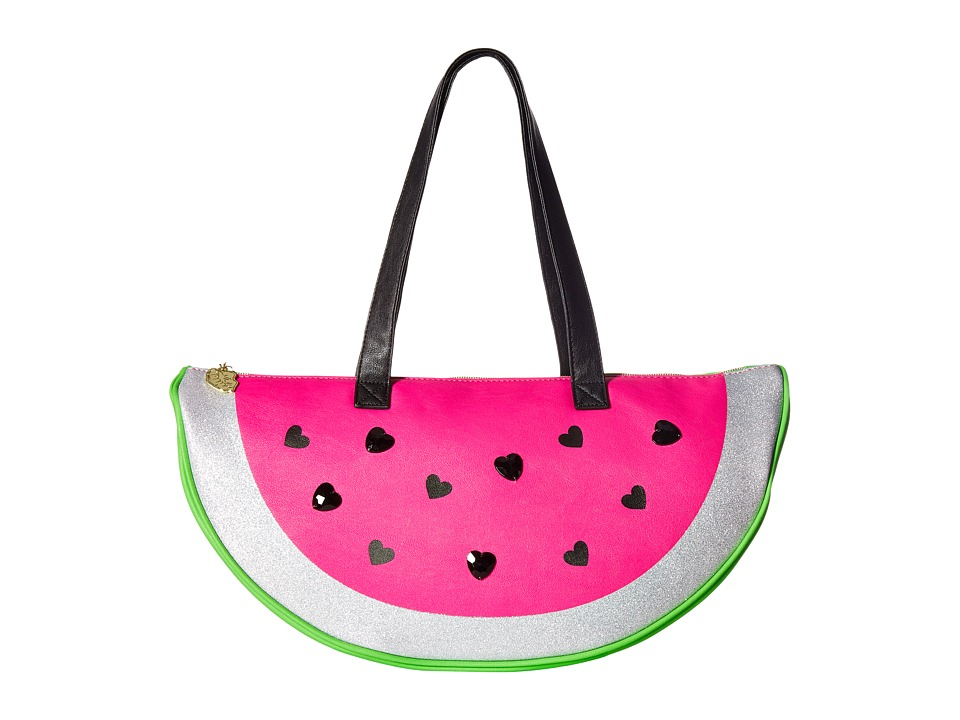 Luv Betsey - Watermelon Beach Cooler (Pink) Handbags