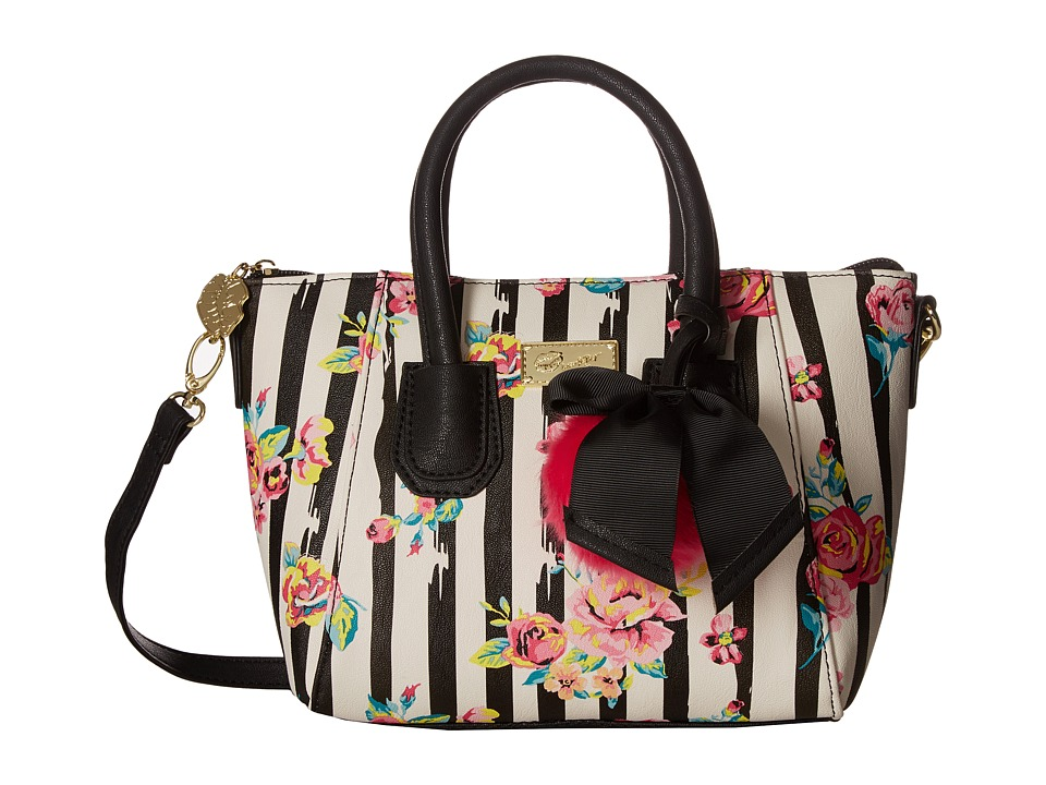 Luv Betsey - Giyaa Mini Satchel (Rose) Satchel Handbags
