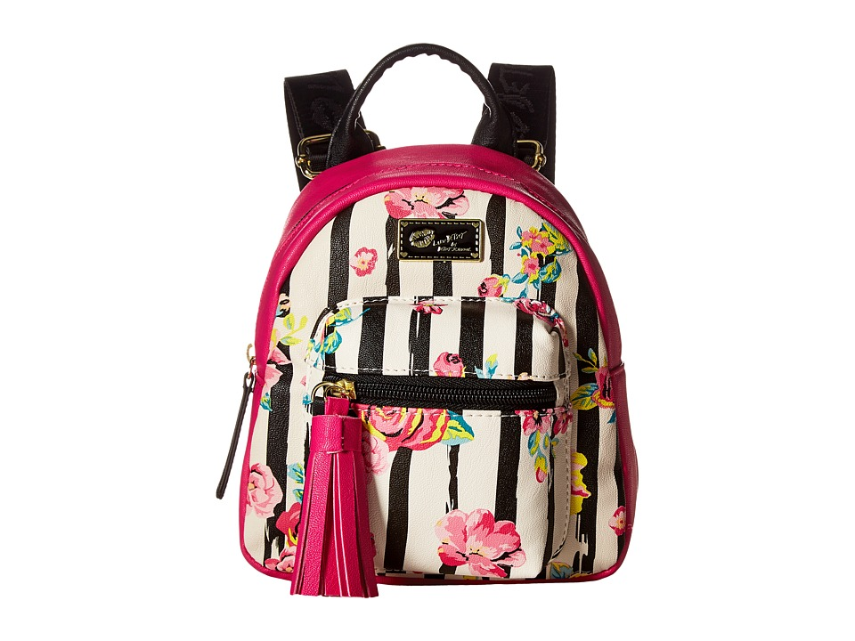 Luv Betsey - Ador Mini Backpack (Rose) Backpack Bags