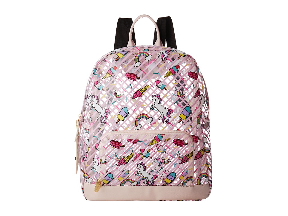 Luv Betsey - Iseeu Clear Backpack (Animal) Backpack Bags