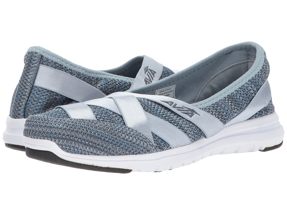 Avia Avi-Aura (Saber Blue/Lead Grey/Cool Mist Grey) Women