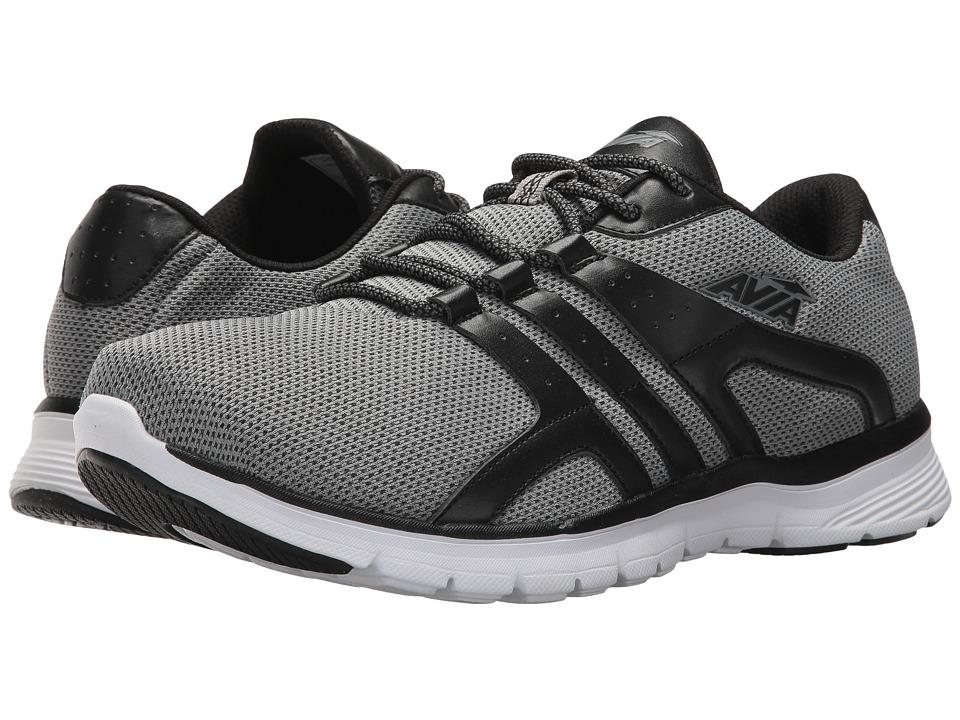 Avia - Avi-Mania (Frost Grey/Black) Men's Shoes