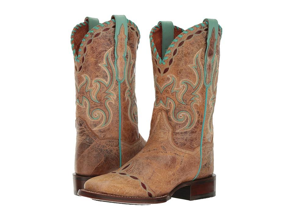 Dan Post Mckenna (Tan) Cowboy Boots