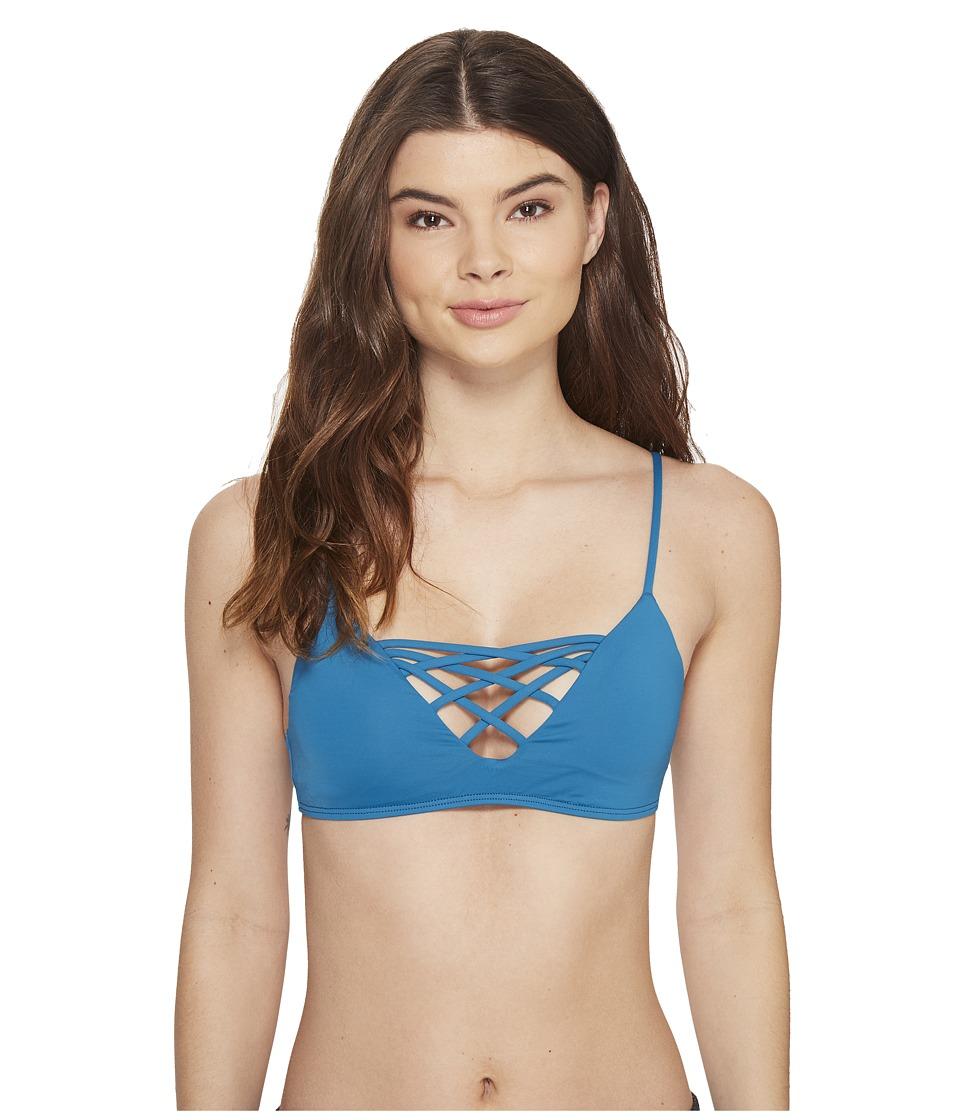 L*Space - Jaime Top (Mediterranean) Women's Swimwear