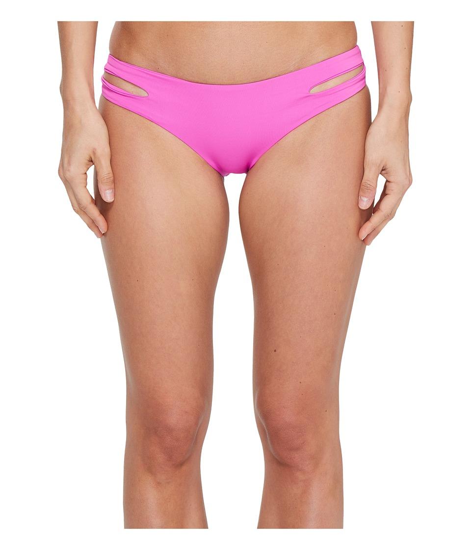L*Space - Estella Classic Bottom (Bright Fuchsia) Women's Swimwear