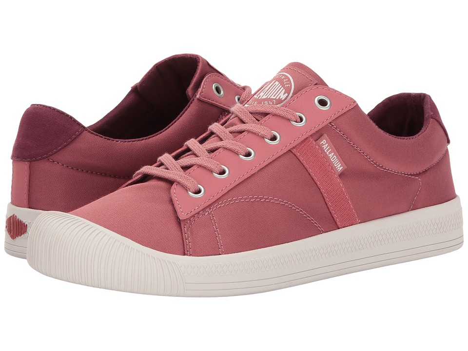Palladium Flex TRNG Camp LO (Dusty Cedar/Burgundy) Athletic Shoes