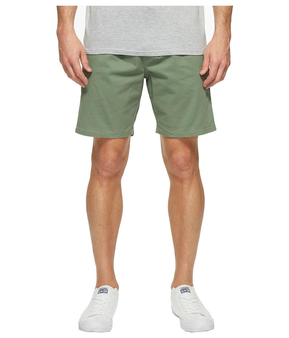 Obey - Legacy Shorts II (Light Army) Men's Shorts