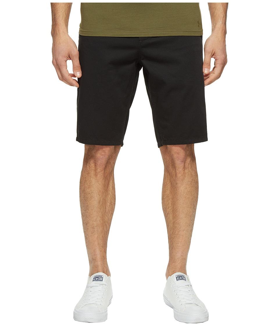 Obey - Straggler Shorts (Black) Men's Shorts