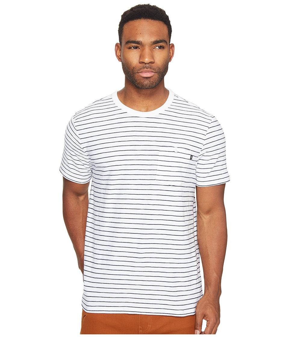 Obey - Ashland Pocket Tee (Navy/Multi) Men's T Shirt