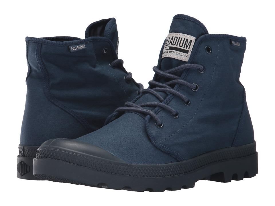 Palladium Pampa Hi Originale TC (Indigo/Total Eclipse) Athletic Shoes