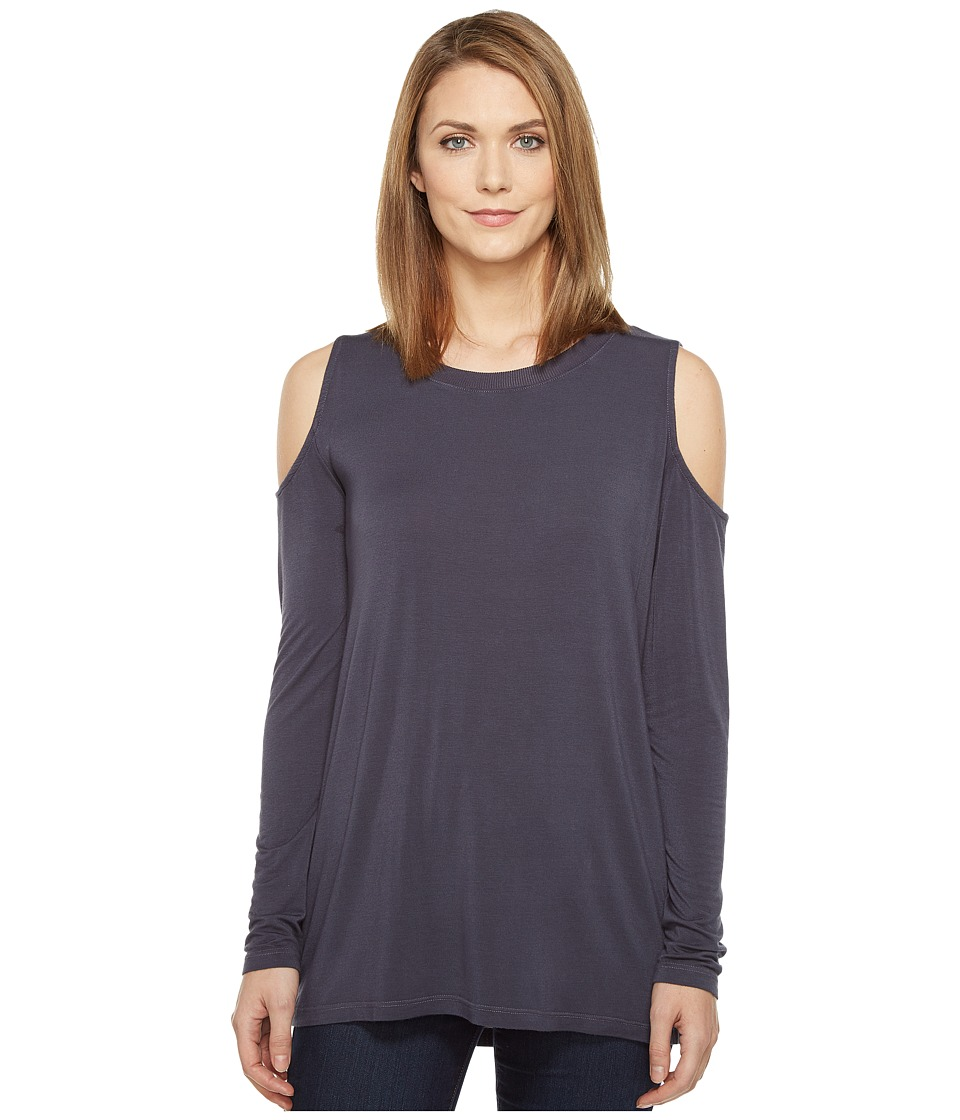 Allen Allen - Open Shoulder (Flint) Women's Clothing