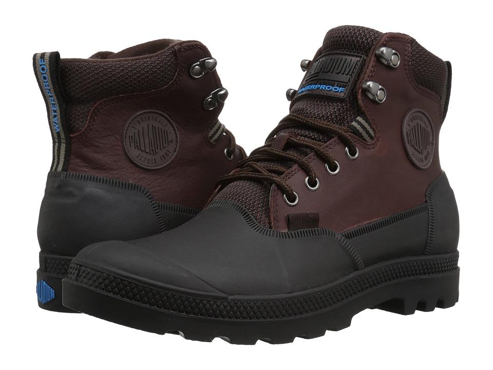 Palladium Sport Cuff WP 2.0 (Rock/Black) Athletic Shoes