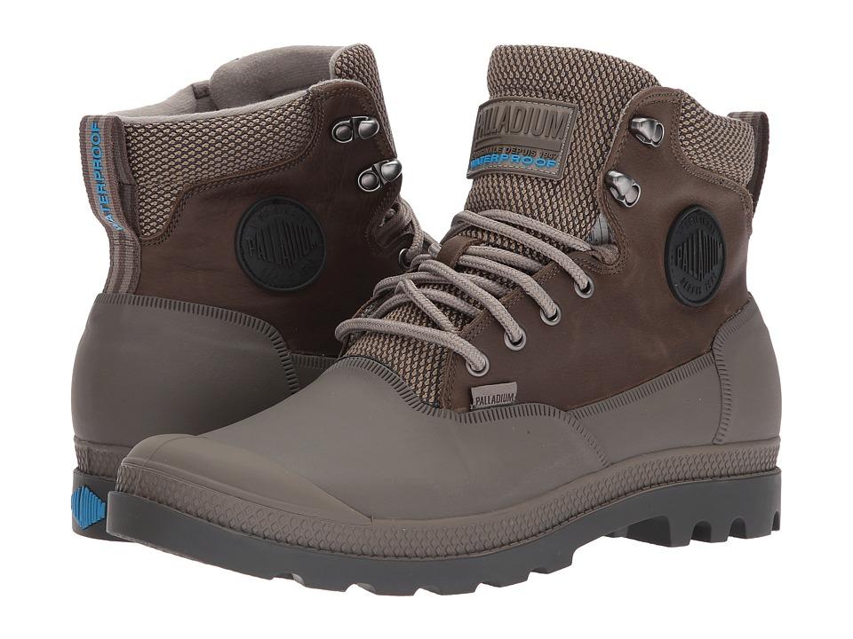 Palladium Sport Cuff WP 2.0 (Fallen Rock/Major Brown) Athletic Shoes