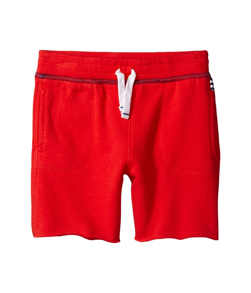 Splendid Littles - Always Shorts (Toddler) (Red) Boy's Shorts